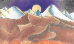 Night Sky - Avan Shah