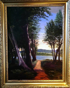 Path to the Lake