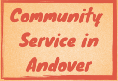 Community Service in Andover
