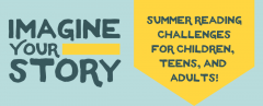 Summer Reading Imagine Your Story