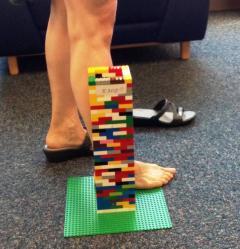 Lego Tower Summer 18