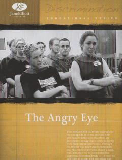 the angry eye