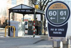 Pay by Space Parking