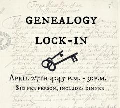 Genealogy Lock-In