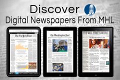 Discover Digital Newspapers From MHL