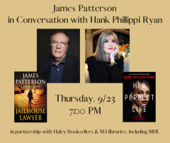 james patters and hank phillippi ryan