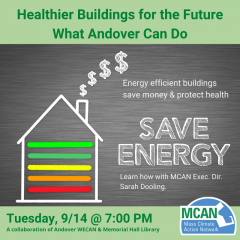 MCAN Healthier Buildings: What Andover Can Do