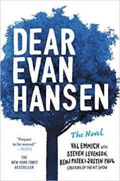 dear evan hansen book cover