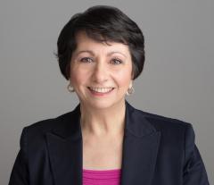 Board-certified genealogist Margaret Fortier, CG
