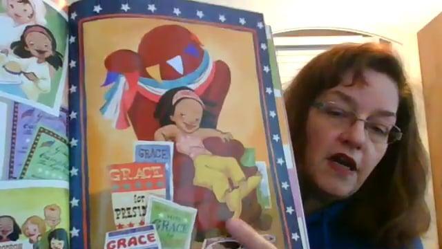 Listen! Create!: Grace for President