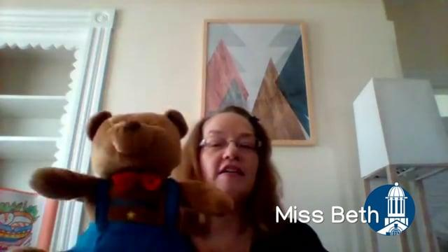 Wiggle Words: May 16th with Miss Beth