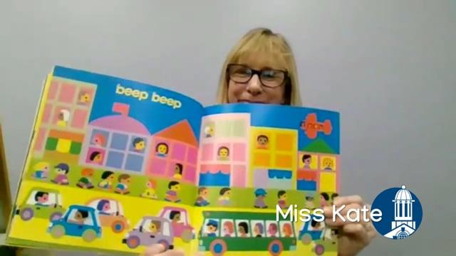 Little Listeners: May 26th with Miss Kate