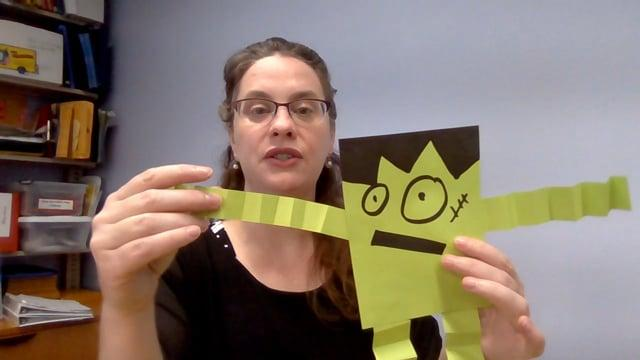 Goofy Craft-Monster!