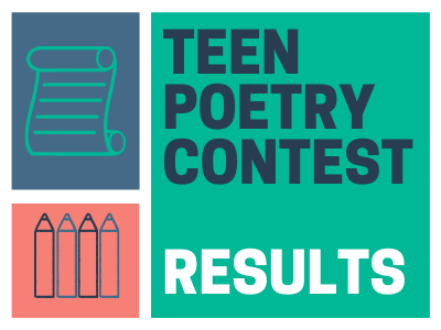 Teen poetry contest results