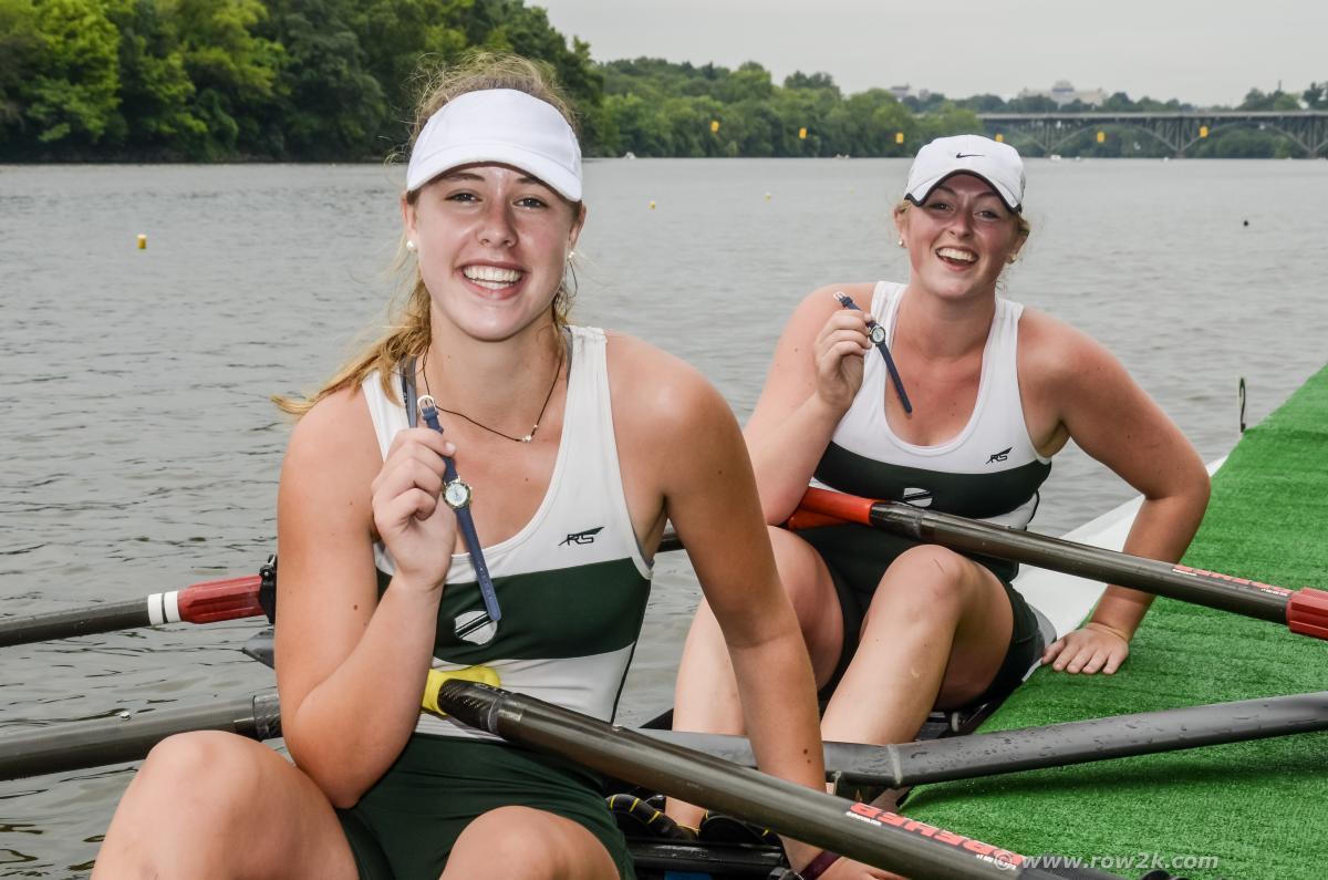 Molly Eberth & Meg Gibson