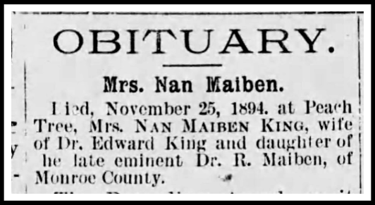 Glean rich family history from obituaries!
