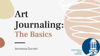 Art Journaling: The Basics