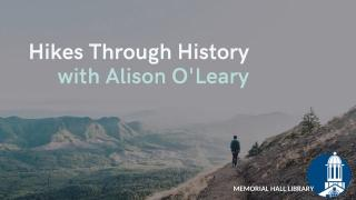 Hikes Through History with Alison O'Leary