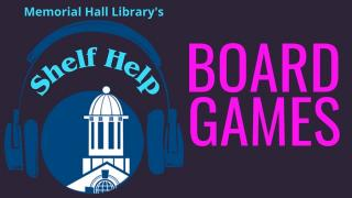 shelf help episode 13 board games