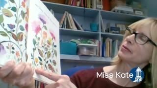 Little Listerners: April 14 with Miss Kate
