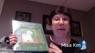 Bedtime Stories: April 15th with Miss Kim