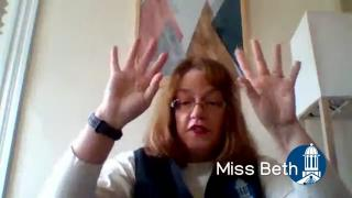 Wiggle Words: April 18th with Miss Beth