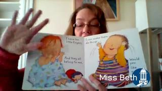 Wiggle Words: April 22nd with Miss Beth