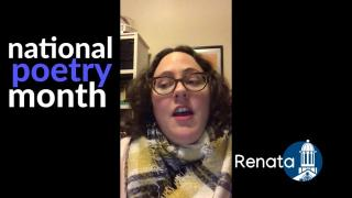 National Poetry Month: How Do I Know When a Poem is FInished?
