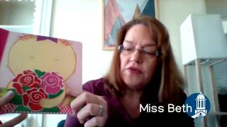 Wiggle Words: April 25th with Miss Beth