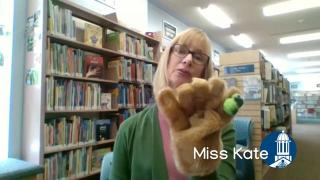 Little Listeners: April 28th with Miss Kate