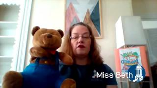 Wiggle Words: April 29th with Miss Beth