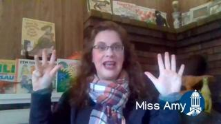 Rhyme Time: May 1st with Miss Amy
