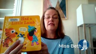 Wiggle Words: May 6th with Miss Beth