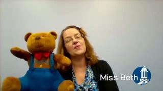 Wiggle Words: May 20th with Miss Beth