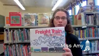 Rhyme Time: June 12th with Miss Amy