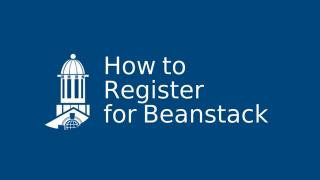 How to Register for Beanstack