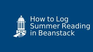 How to Log Summer Reading in Beanstack