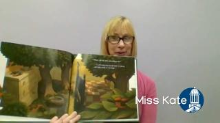 Little Listeners: July 14th with Miss Kate
