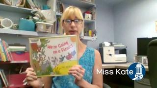 Little Listeners: August 11th with Miss Kate