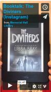 Booktalk: The Diviners